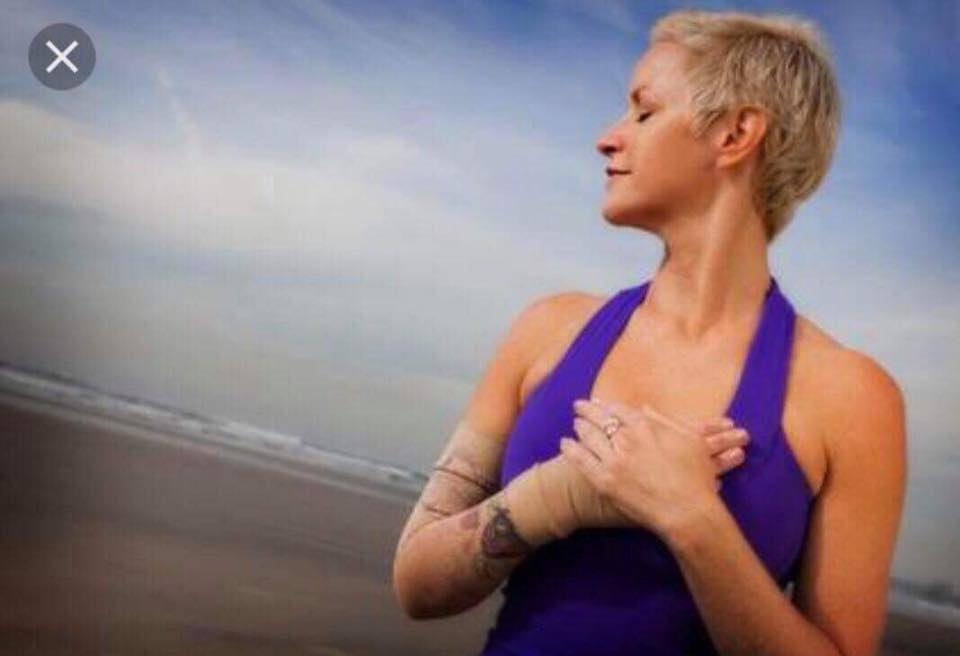 The healing power of Yoga