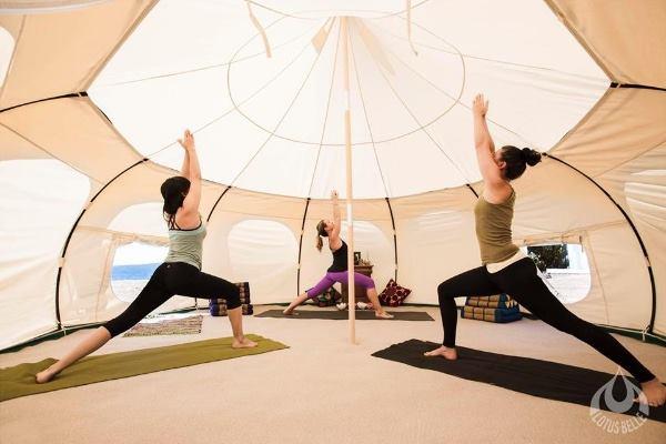 Yoga Tent - 2018 Buderim Foundation Community Grants Program (4)