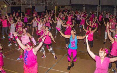 Zumba Pink Party – Zumbathon Charity Fundraiser